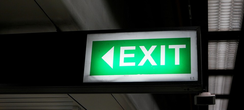 Senior executive departure - tips for a smooth exit